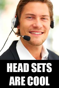 head sets